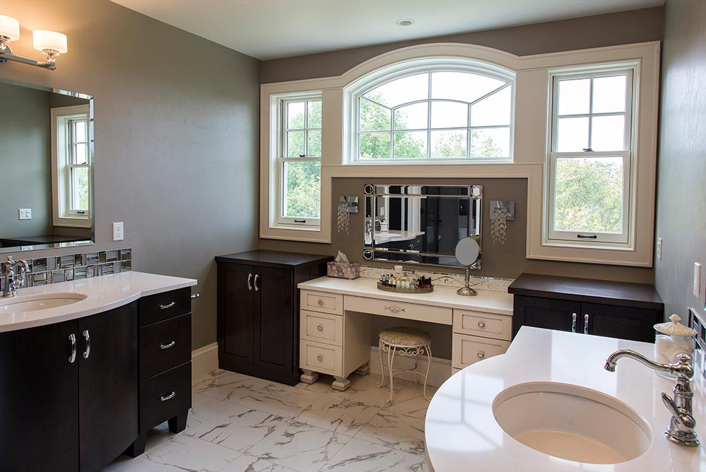 Bucks County Master Bath