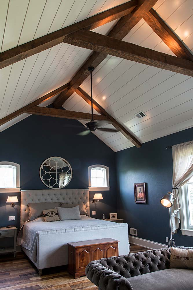 Bucks County Master Bedroom
