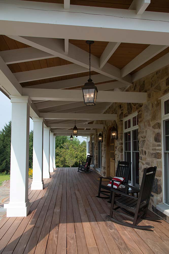 Bucks County Porch