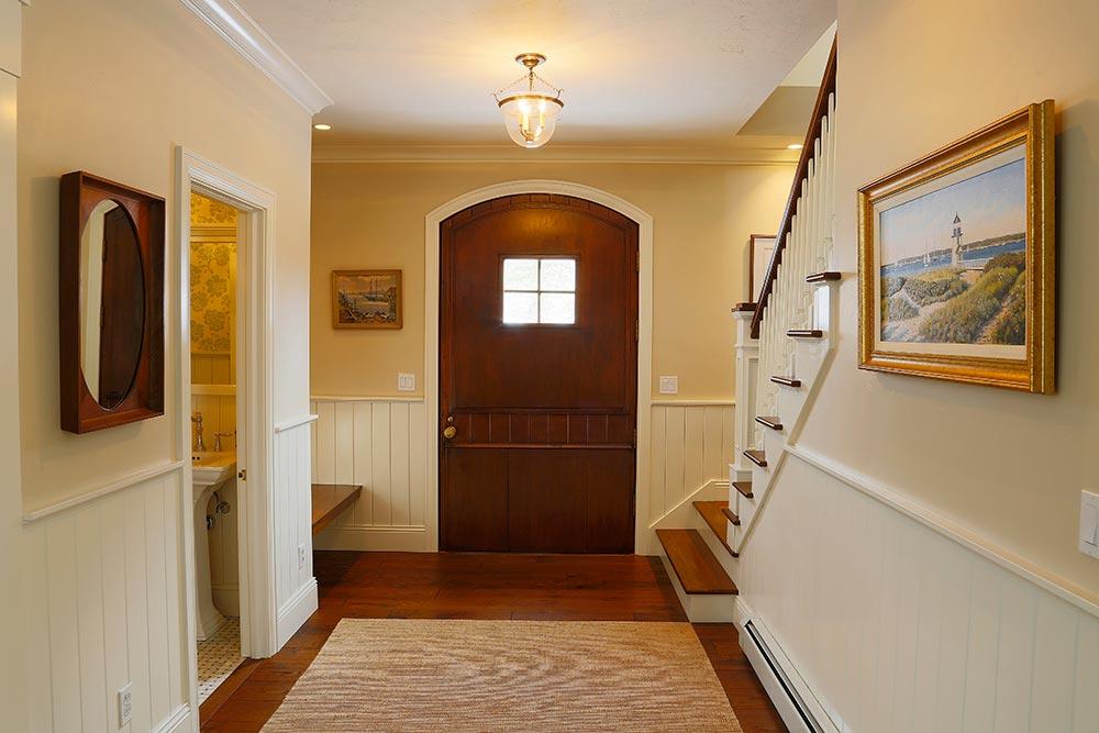 Classic Revival Front Door