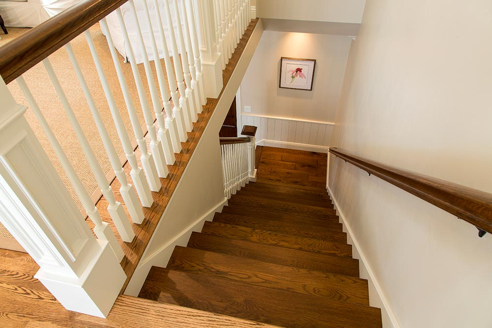 Classic Revival Staircase