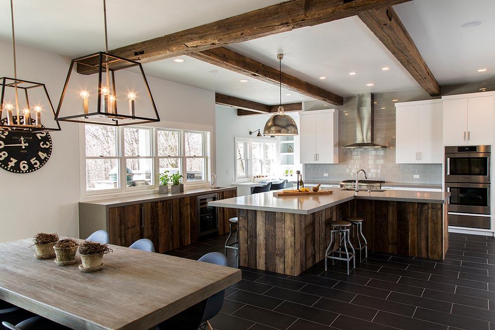 Copper Oaks Kitchen
