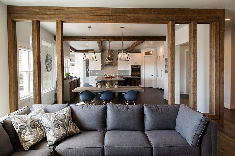 Copper Oaks Living Space