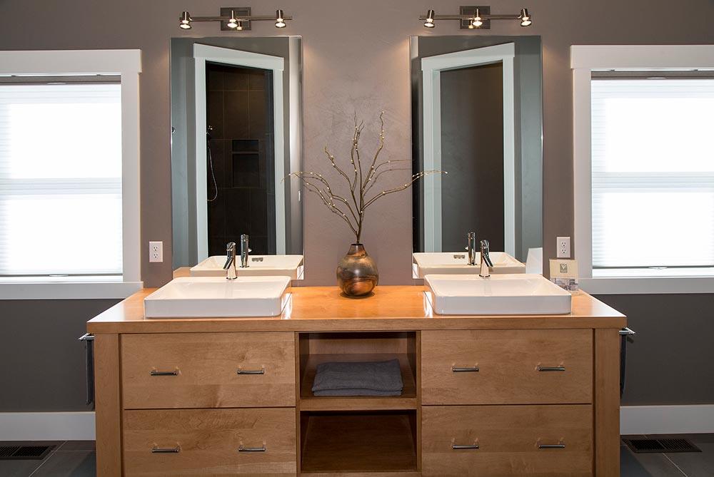 Copper Oaks Master Bath