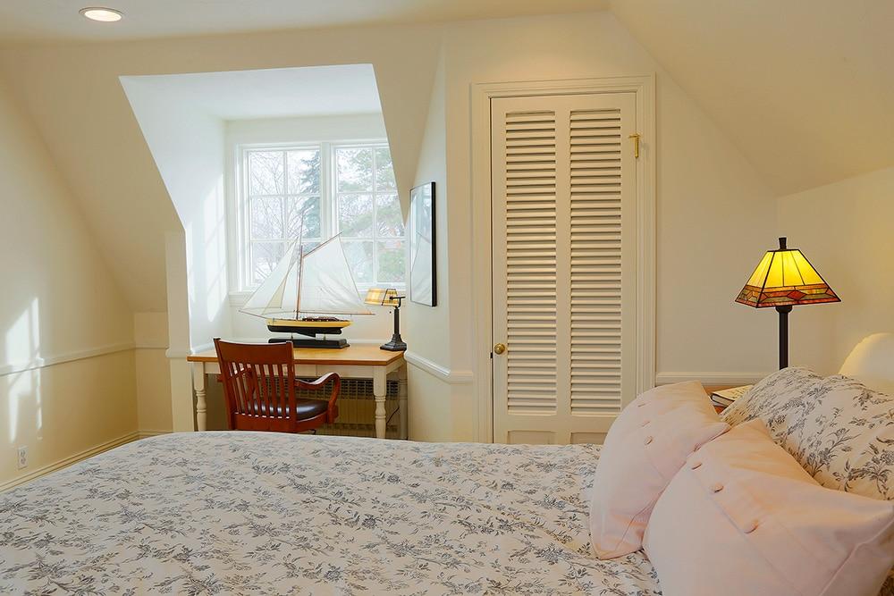 Classic Revival Bedroom