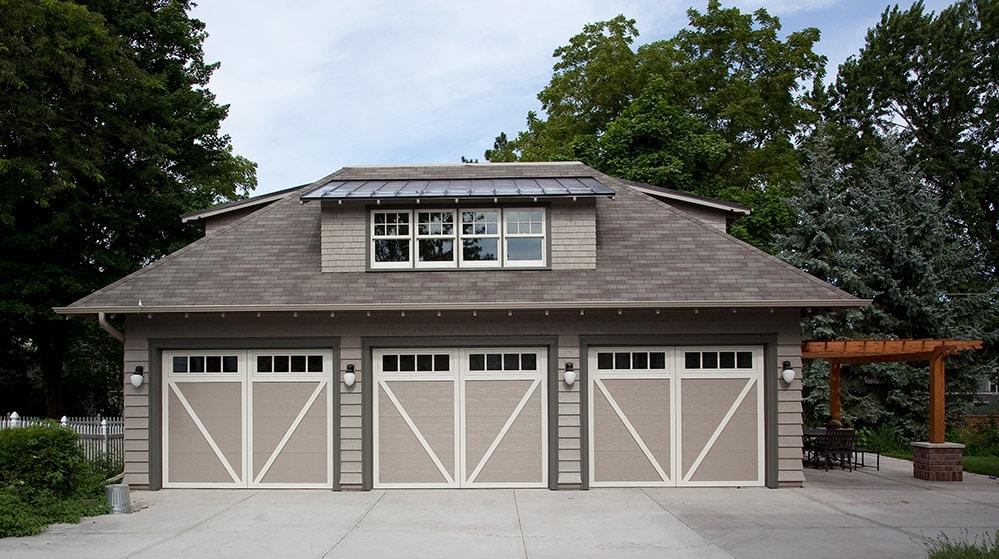 Astor Park Renovation Garage