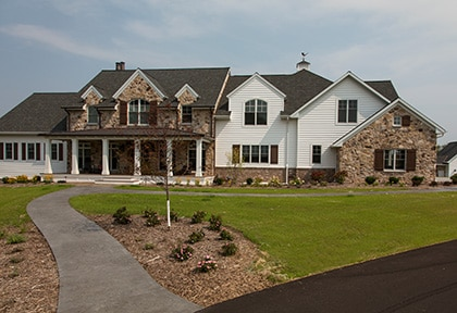 Bucks County Custom Home