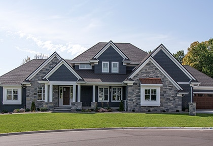 Copper Oaks Custom Home