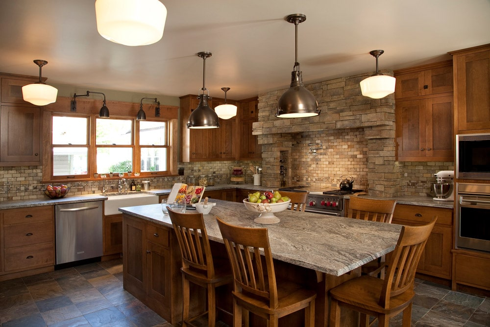 Historic Quincy Renovation Kitchen 2