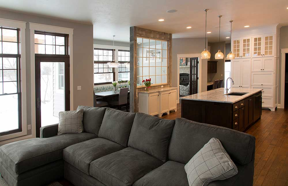 New Construction Fox River Living Overall