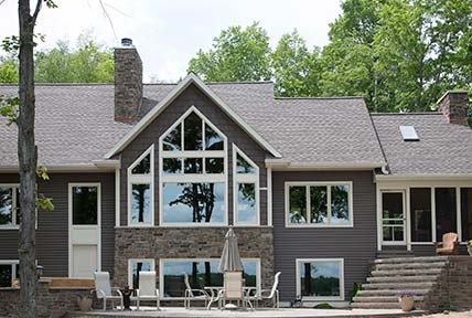 New Construction Lake Lucerne Retreat Preview