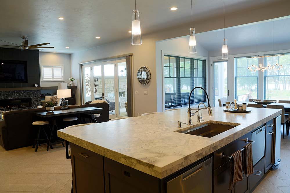 New Construction Pelican Landing Kitchen 2