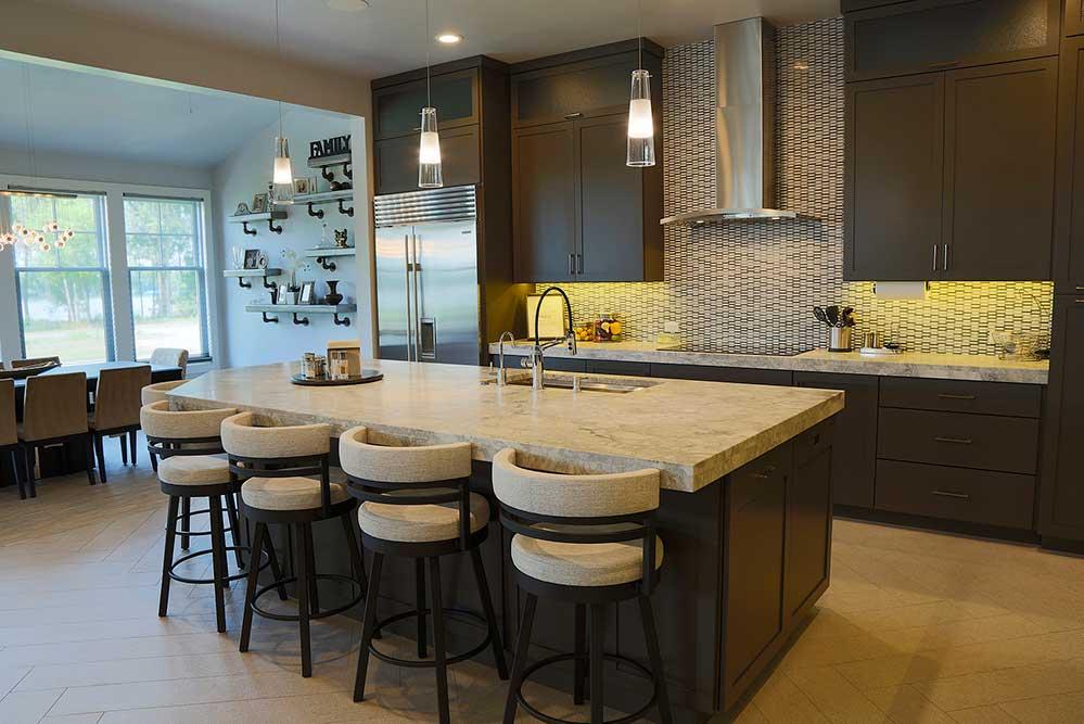 New Construction Pelican Landing Kitchen