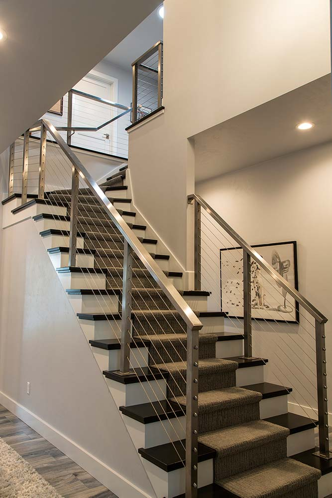 New Construction Pelican Landing Staircase